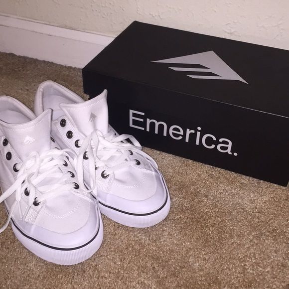 Emerica Schuhes   Indicator Niedrigs Größe 8 New New New Skateboarding   Poshmark 8e58c4